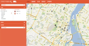 MTL food truck map
