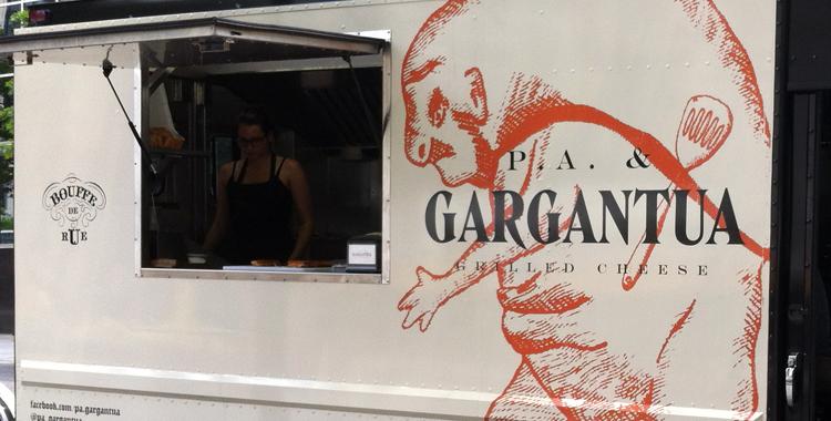 P.A. & Gargantua Food Truck Review