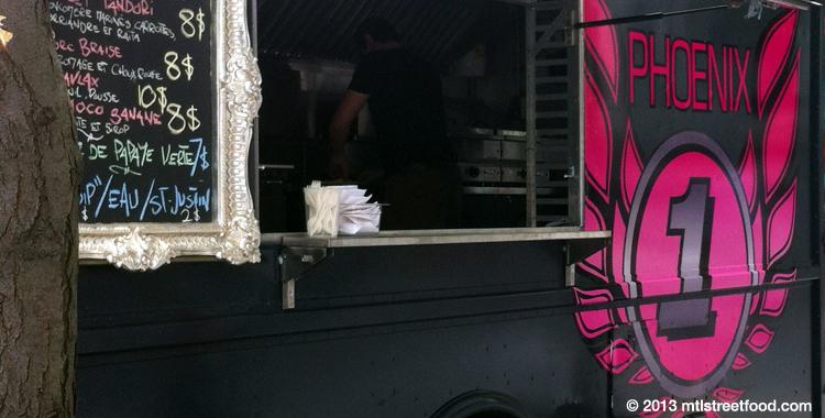 Phoenix 1 Food Truck Review