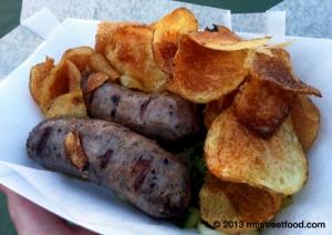Nomade So6 Smoked Meat Sausage
