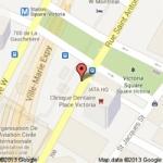 Square Victoria Location