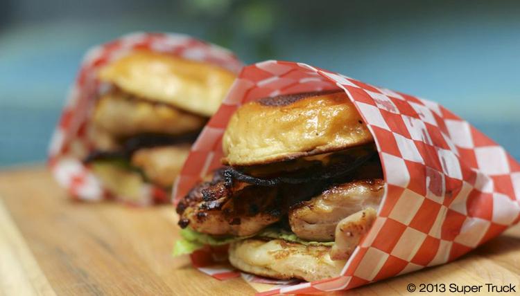 Super Truck - Super Sandwich