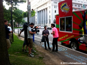 Le Super Truck Interview