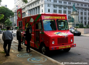 Le Super Truck Food Truck